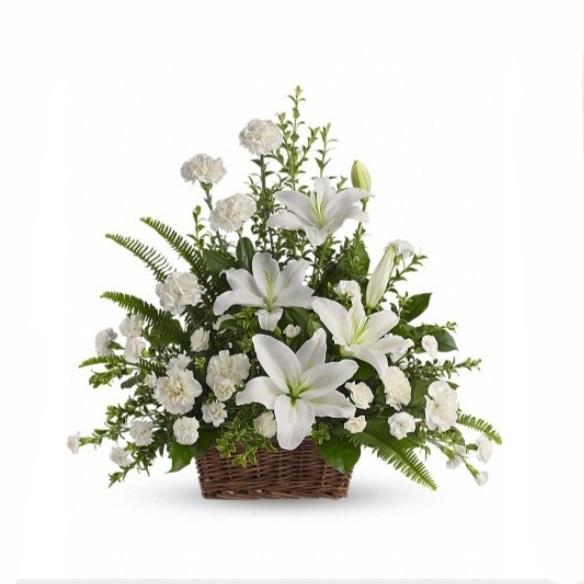 خرید و قیمت سبد گل فراق سفارش سبد گل فراق قیمت سبد گل سبد گل ارزان گل ایرانی گلفروشی آنلاین