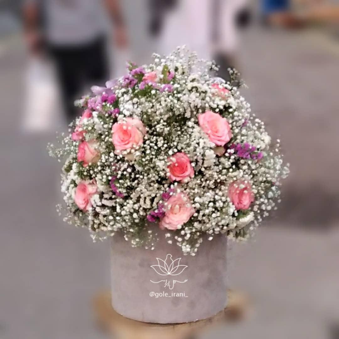 خرید و قیمت باکس گل صومعه قیمت باکس گل تولد باکس گل ارزان باکس گل با ارسال رایگان گل ایرانی خرید باکس گل با ارسال رایگان