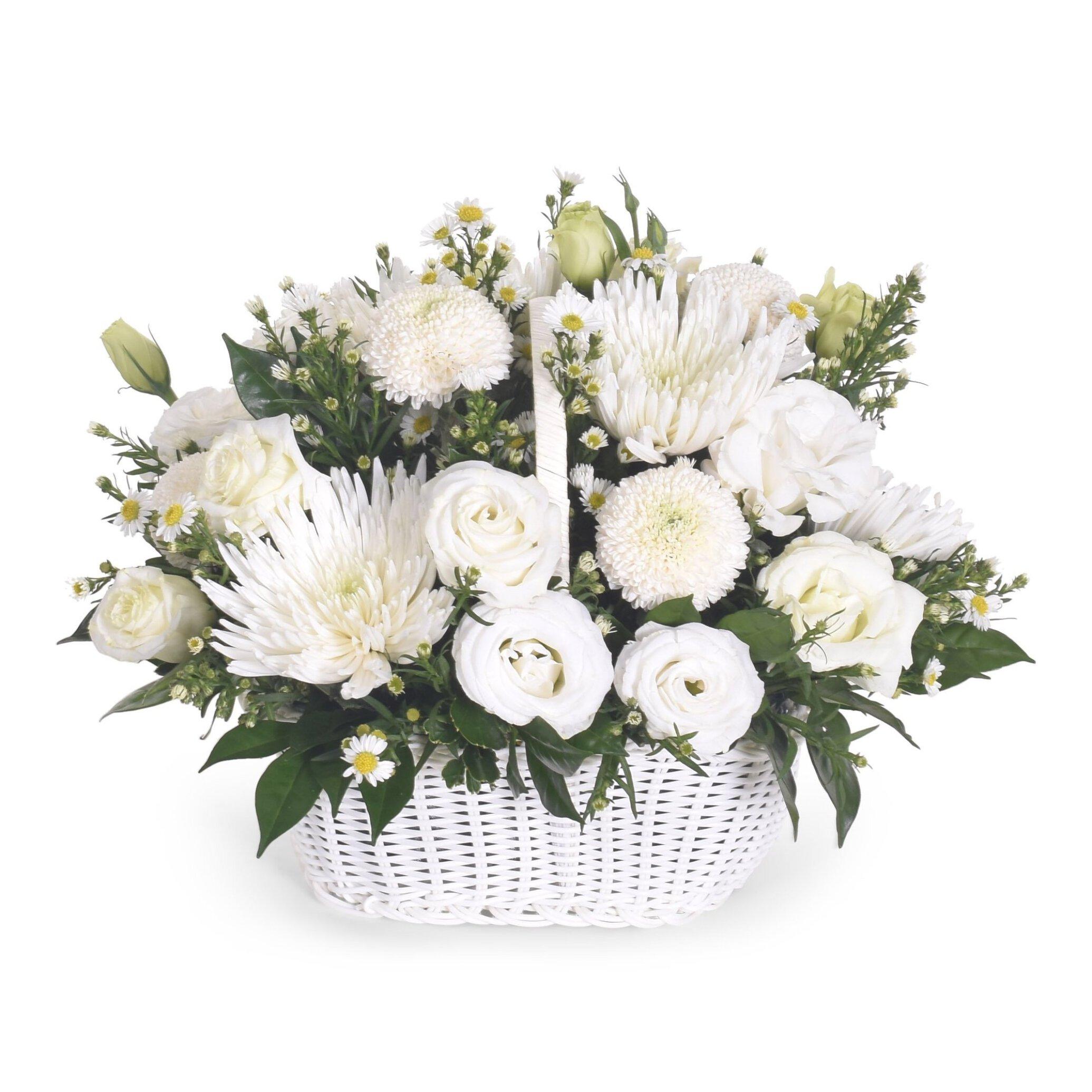 خرید و قیمت سبد گل زنهار سفارش سبد گل ترحیم قیمت سبد گل ترحیم سبد گل ارزان گل ایرانی