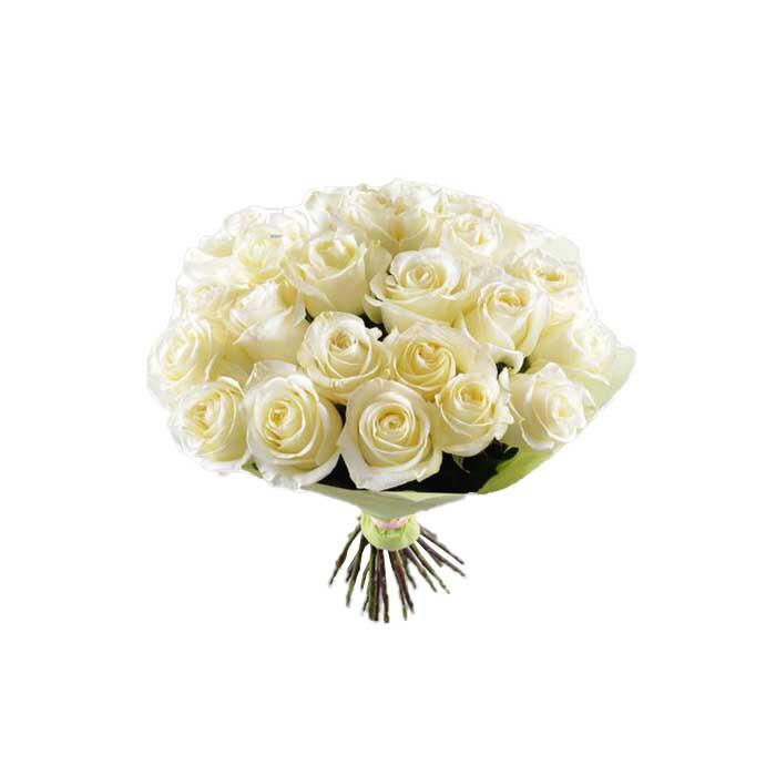 خرید و قیمت دسته گل رز سفید دلبند قیمت دسته گل رز سفید دسته گل عروس قیمت دسته گل عروس سفارش دسته گل عروس رز سفید