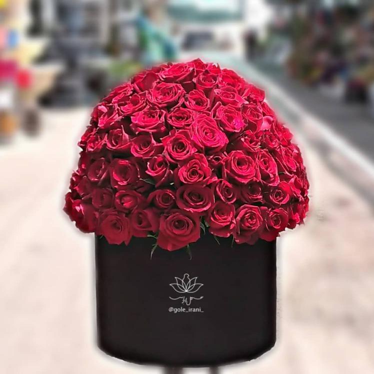 خرید و قیمت باکس گل شاخه نبات خرید اینترنتی باکس گل رز قیمت صدشاخه رز خرید باکس گل رز ارزان نماد گل رز گل ایرانی