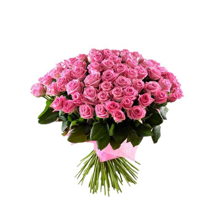 دسته گل رز صورتی شفق خرید و قیمت دسته گل رز صورتی قیمت دسته گل رز سفارش دسته گل گل ایرانی بازار آنلاین گل و گیاه