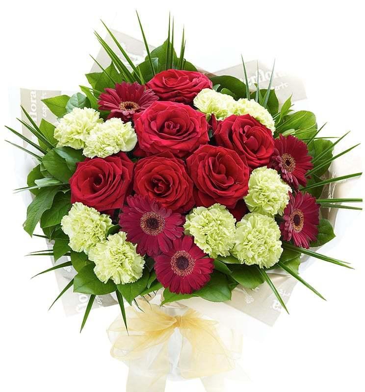 خرید و قیمت دسته گل کرشمه سفارش دسته گل رز قرمز گل ایرانی قیمت دسته گل رز سفارش گل رز بازار آنلاین گل و گیاه
