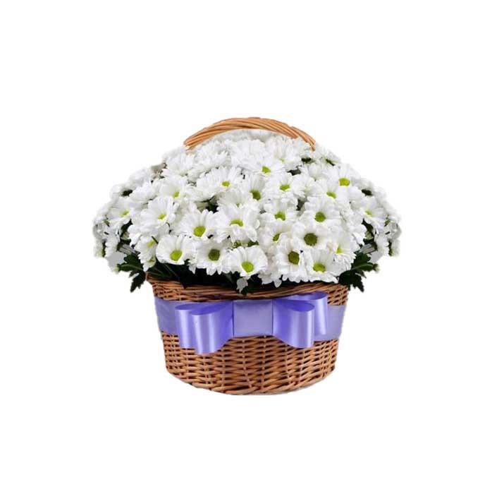 خرید و قیمت سبد گل آستان بازار آنلاین گل و گیاه سفارش سبد گل ارزان ارسال رایگان سبد گل گل ایرانی خرید سبد گل داوودی